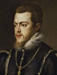 """28 – Comencé analizando el Informe """"Manila"""" que el capitán español Antonio García de Melo envía al Rey Felipe II."""