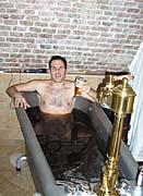 Baños de cerveza 'Chodovar'