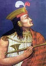 """07 - Su testimonio se inicia a principios de 1533, en Cajamarca, el Inca Atahualpa está de rehén, ha sido capturado meses antes, el 15 de Noviembre de 1532, ha caído por confiado en una celada, su poderoso ejercito de miles de guerrero no interviene por miedo a que le hagan daño a su señor, al """"hijo del sol""""."""