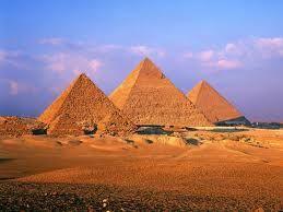 (9) 201 - Pirámides de Egipto - Maravilla del Mundo