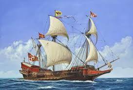 22 - En 1537, Inés, a la edad de 29 años, consigue la licencia real para embarcarse a las Indias en busca de su querido esposo.