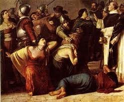 24 – (1533) Salida de Cajamarca. No es seguro quedarse en Cajamarca. En plena marcha hacia Jauja, un ejército indio ataca la retaguardia en Tocto. Pasamos un gran susto, apenas pudimos escapar. Toman prisioneros a 11 españoles que fueron llevados a Cajamarca.
