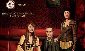 Una de las imágenes de la campaña. (Foto: 'The Guardian')