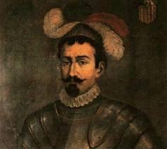 35 - La Batalla de las Salinas fue un combate en el que las tropas de Hernando y Gonzalo Pizarro vencieron a las de Diego de Almagro, el 6 de abril de 1538. El enfrentamiento entre Francisco Pizarro y Diego de Almagro durante el proceso de la conquista española del Perú se originó en la disputa por la posesión de la ciudad de Cuzco, que ambos consideraban bajo su jurisdicción y que estaba en poder de Almagro desde 1537.