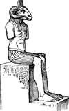 20 - AMMON. Dios de Libia y el alto Egipto. Aparece a menudo junto a la reina de las tinieblas, la diosa Mlith; su famoso oráculo a 12 días de viaje de Menfis era el centro del poder divino.